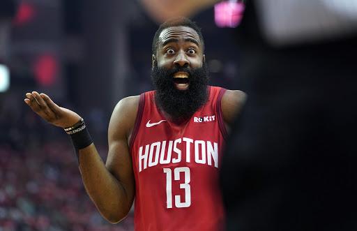 NBA球版-哈登